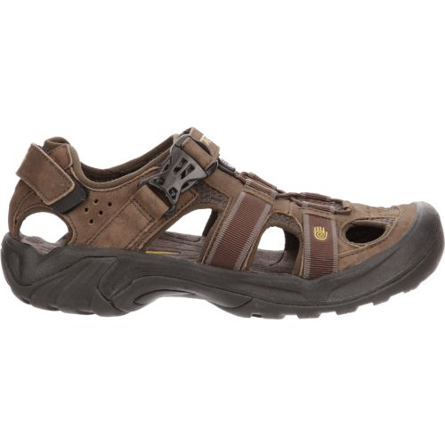 Display product reviews for Teva® Men's Omnium Leather Sandals