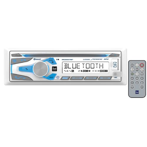 Dual Marine CD Receiver with Bluetooth