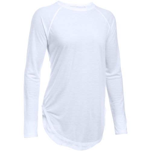 Under Armour Women's Breathe Open Back Studio Long Sleeve Shirt