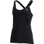 Under Armour Women's HeatGear Racer Tank Top - view number 3