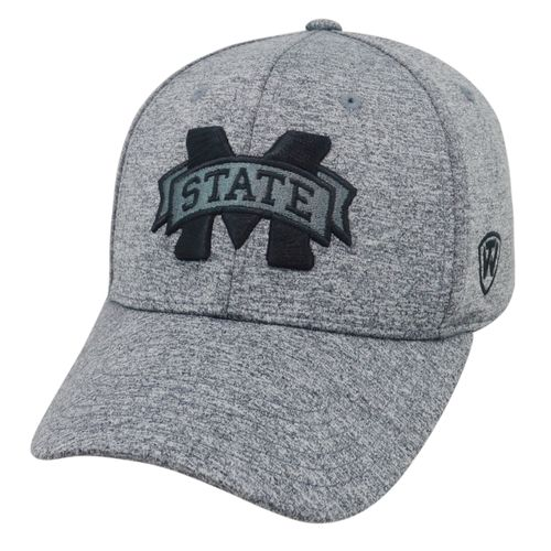 Top of the World Men's Mississippi State University Steam Cap