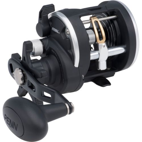 PENN Rival Level Wind Conventional Reel Right-handed