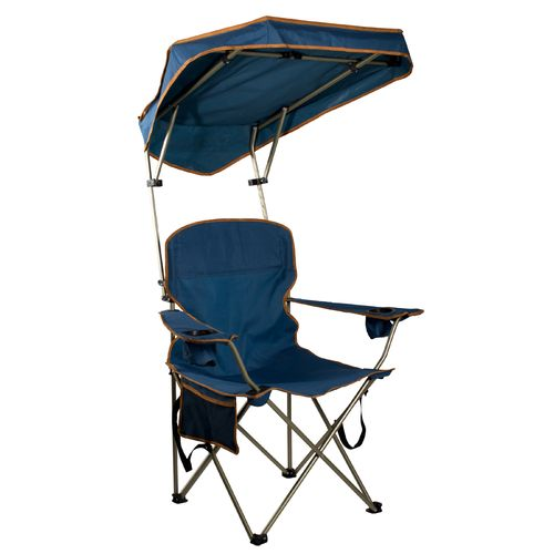 Quik Shade MAX Shade Adjustable Canopy Folding Camping Chair - view number 1