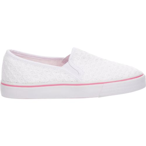 Display product reviews for Austin Trading Co. Girls' Ava Eyelet Shoes