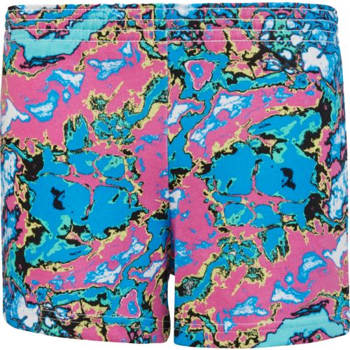 Soffe Girls' Authentic Printed Low Rise Short