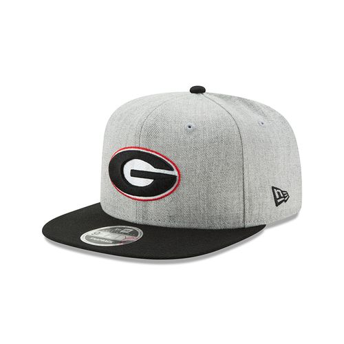New Era Men's University of Georgia Original Fit 9FIFTY® Cap