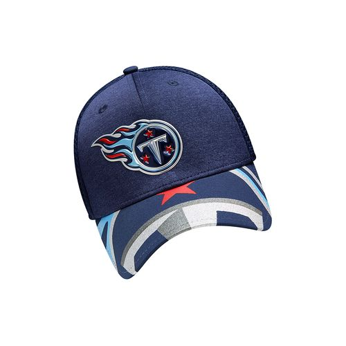 New Era Men's Tennessee Titans 39THIRTY NFL17 On Stage Cap - view number 9