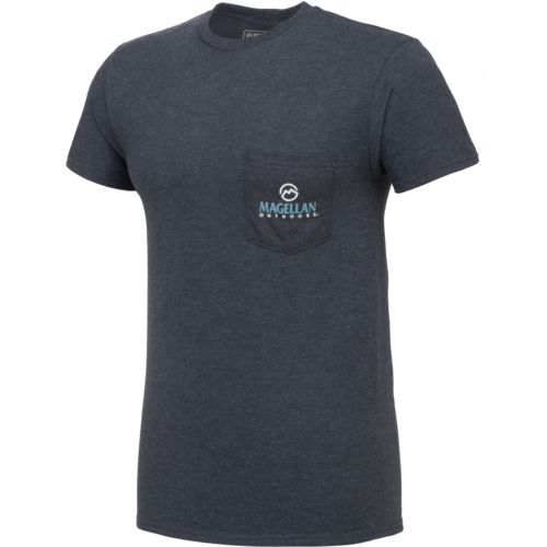 Magellan Outdoors Men's Camp Rooted T-shirt - view number 3