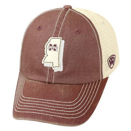 Top of the World Men's Mississippi State University United Cap
