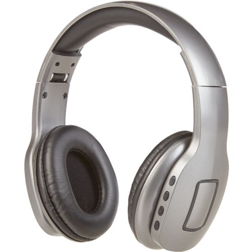 iWorld™ Metallic Wireless Bluetooth® Headphones - view number 3