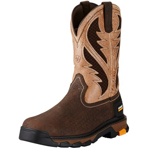 Ariat Men's Intrepid VentTEK Square Toe Western Work Boots - view number 2