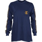Three Squared Juniors' East Tennessee State University Mystic Long Sleeve T-shirt - view number 1