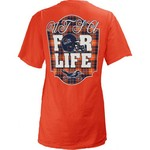 Three Squared Juniors' University of Texas at San Antonio Team For Life Short Sleeve V-neck T-sh - view number 1
