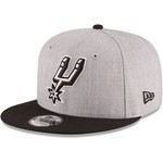 New Era Men's San Antonio Spurs 9FIFTY 2T Snapback Cap - view number 1