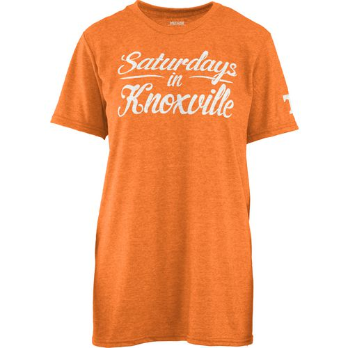 Three Squared Juniors' University of Tennessee Saturday T-shirt