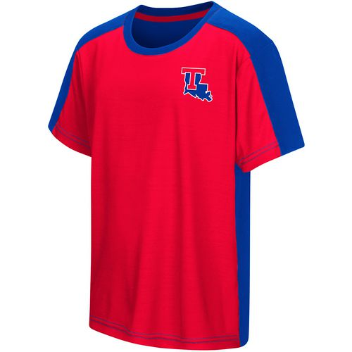 Colosseum Athletics Boys' Louisiana Tech University Short Sleeve T-shirt