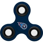 Forever Collectibles Tennessee Titans Diztracto 3-Way Spinnerz Toy - view number 1