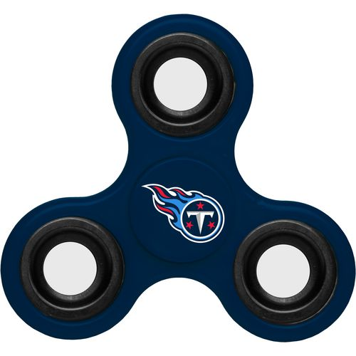 Forever Collectibles Tennessee Titans Diztracto 3-Way Spinnerz Toy