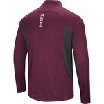 Colosseum Athletics Men's Texas A&M University Audible 1/4 Zip Windshirt - view number 2