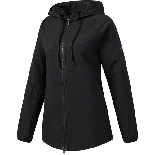 adidas Women's Sport2Street Full Zip Windbreaker