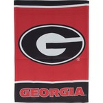 WinCraft University of Georgia 2-Sided Garden Flag - view number 1