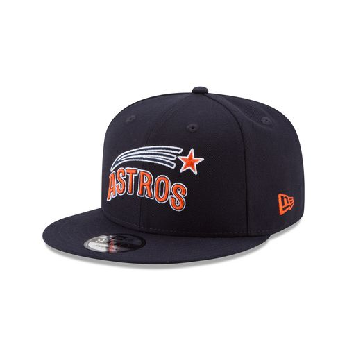 New Era Men's Houston Astros Jose Altuve 27 9FIFTY Snapback Tech Cap - view number 2