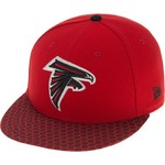 New Era Men's Atlanta Falcons Onfield Sideline 2-Tone 9FIFTY Cap - view number 2