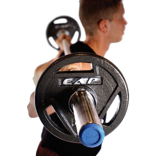 Display product reviews for CAP Barbell 45 lb. Olympic Grip Plate