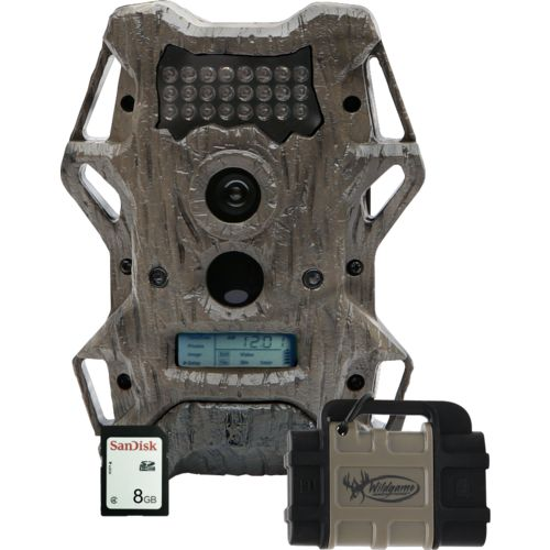 Wildgame Innovations Cloak Pro 12 Camera with SD Card and Card Reader for Android