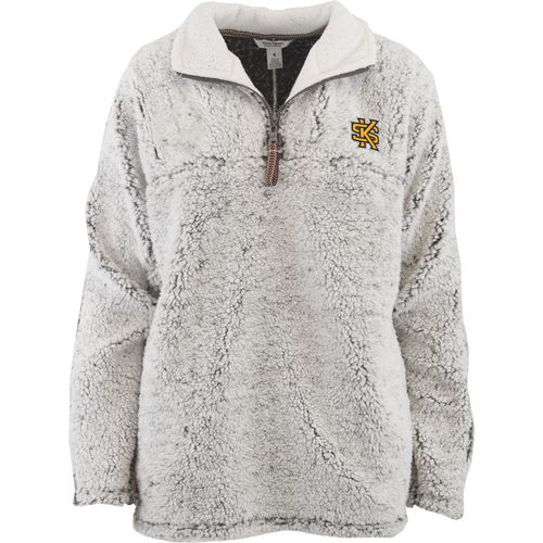 Three Squared Juniors' Kennesaw State University Poodle Pullover Jacket