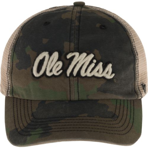 '47 University of Mississippi Burnett Clean Up Cap