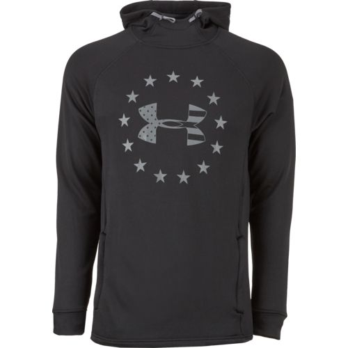 Display product reviews for Under Armour Men's Freedom Tech Terry Fabric Hoodie