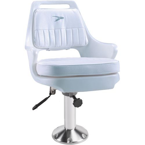 Wise Company Standard Pilot Chair and 15 in Pedestal Combo