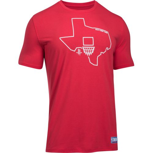 Display product reviews for Under Armour Men's Houston Rockets NBA Combine Authentic State T-shirt