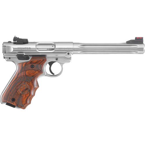 Ruger Mark IV Hunter .22 LR Pistol