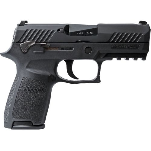 Display product reviews for SIG SAUER P320 Compact 9mm Luger Pistol