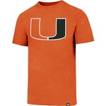 '47 University of Miami Logo Club T-shirt - view number 1