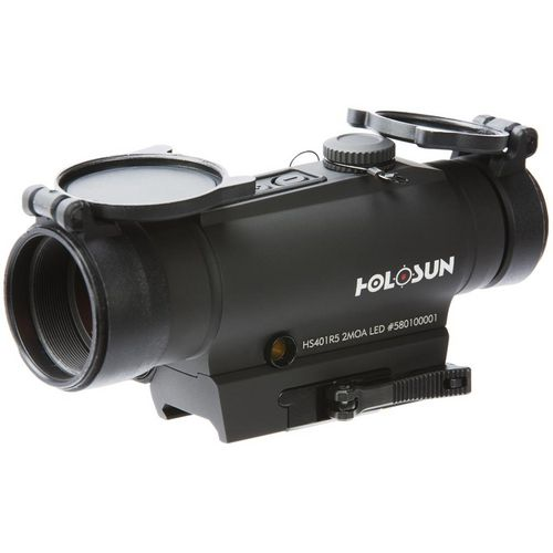 Holosun 30 mm 2 MOA Red-Dot Sight with Laser