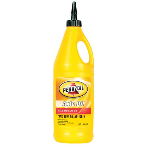 Pennzoil 80W90 1 qt Axle and Gear Oil