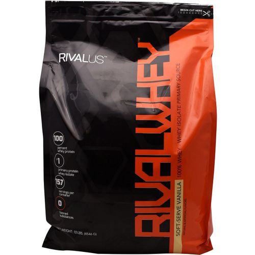 RIVALUS Rival Whey Protein Powder - view number 1