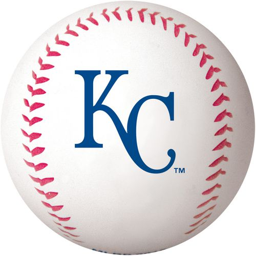 Rawlings Kansas City Royals Big Fly High Bounce Rubber Baseball