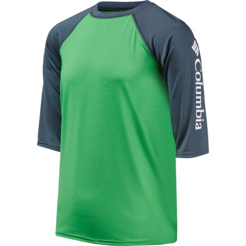 Columbia Sportswear Boys' Mini Breaker II Sunguard Shirt