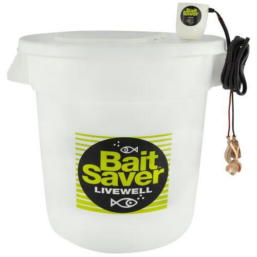 Display product reviews for Marine Metal Products Bait Saver™ 10-Gallon Livewell