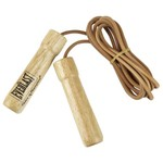 Everlast® Leather Jump Rope