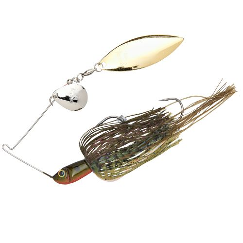 Display product reviews for Strike King Premier Plus 3/8 oz Tandem Blade Spinnerbait