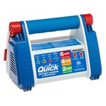 Rally Quick Charge 12V 6 Amp Battery Charger and Maintainer