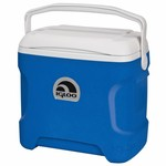 Igloo Contour™ 30 qt Ocean Blue Cooler