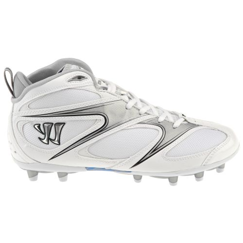Warrior Adults' Burn Speed 4.0 Molded Lacrosse Cleats