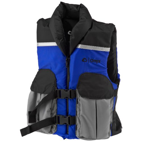 Onyx Outdoor Youth Select Fishing Life Vest