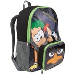 Disney Kids' Phineas and Ferb Backpack with Lunch Kit